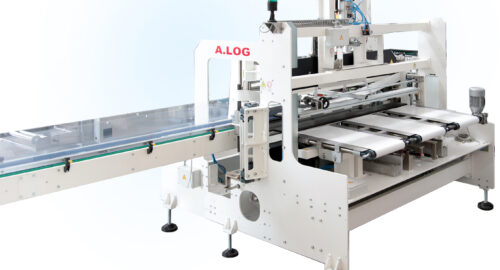 A.LOG: Automatic Banding Machine