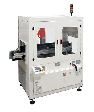 STACKER-TILTER Tissue packaging machine for rolls | CARBONCHI CTI Italy