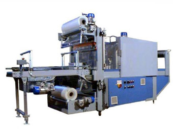 An automatic shrink/sleeve wrapping machine | INLINE | CARBONCHI CTI ITALY