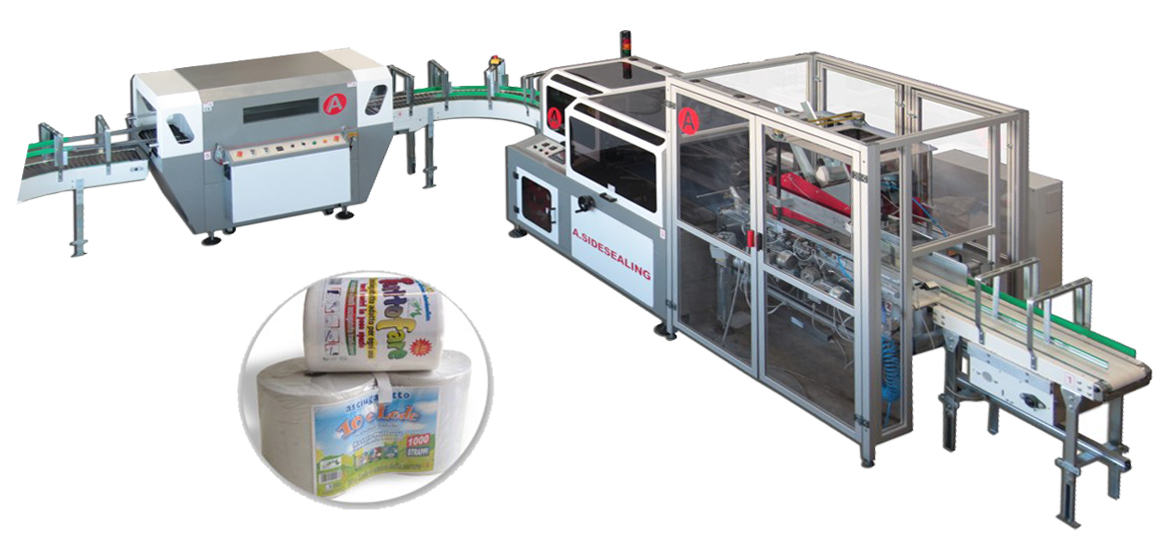 A.SIDESEALING | Tissue Packaging| carbonchi cti srl