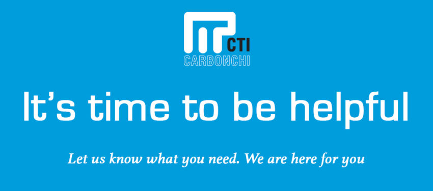 it's time to be helpful | carbonchicti.com