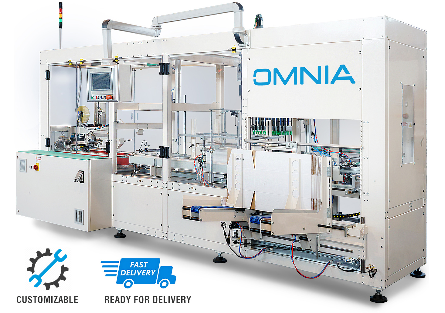 OMNIA 3 in one - READY FOR DELIVERY