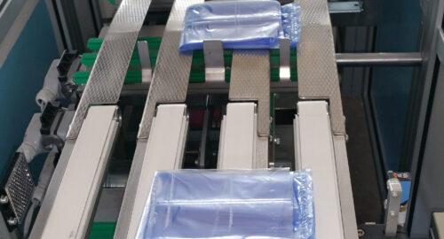 FLEXA: Box erector for Food bags