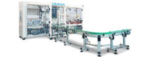 OMNIA línea de envasado innovadora y compacta para bolsas en rollos y bobinas | CARBONCHI CTI Italy